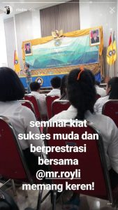 Pembicara Seminar Indonesia